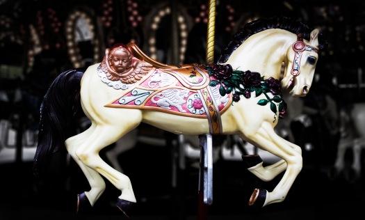 merry go round horse_Randy Wick_CC